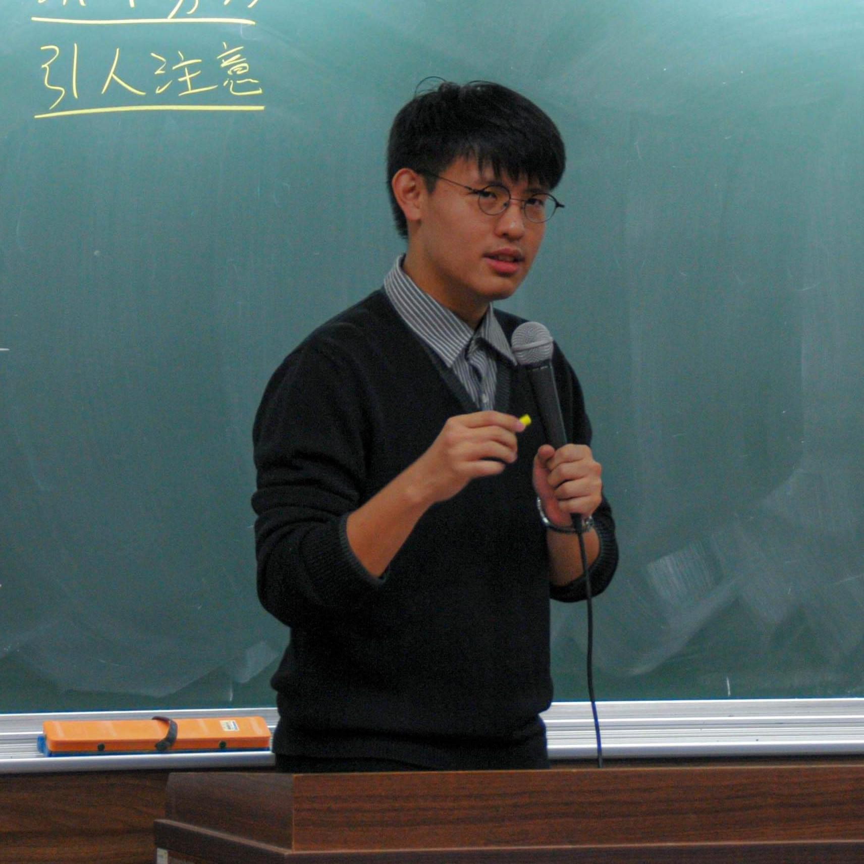 專欄作家 - 詹宇翔