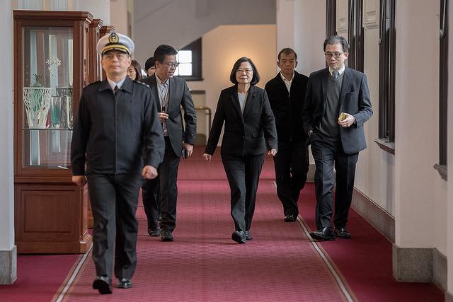 【練鴻慶觀點】恭請民進黨向中國代位求償