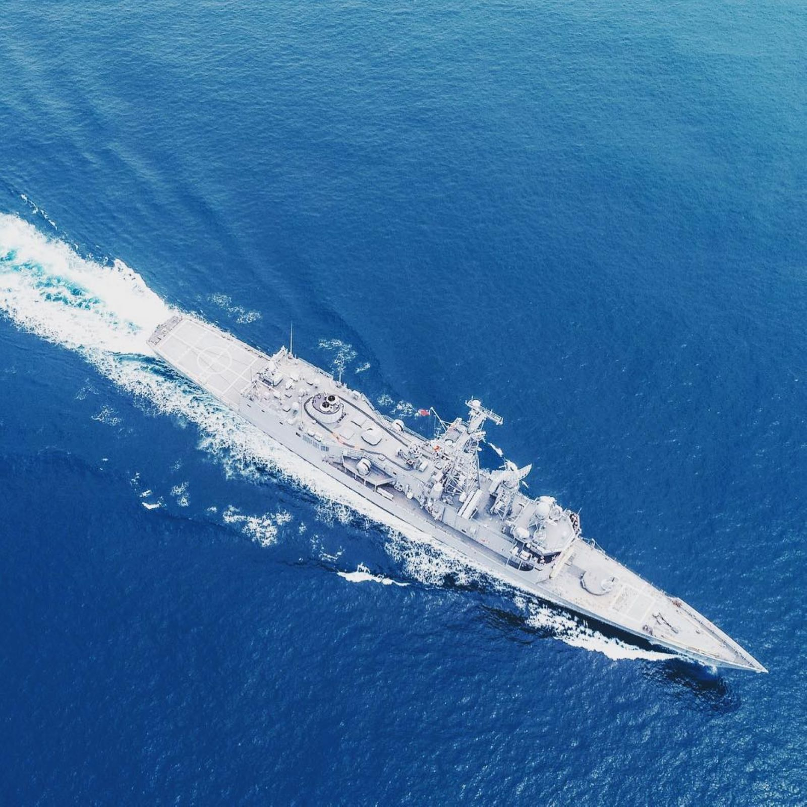 【蔡季廷觀點】美國對中國的推回政策與南海周遭海域的航行活動