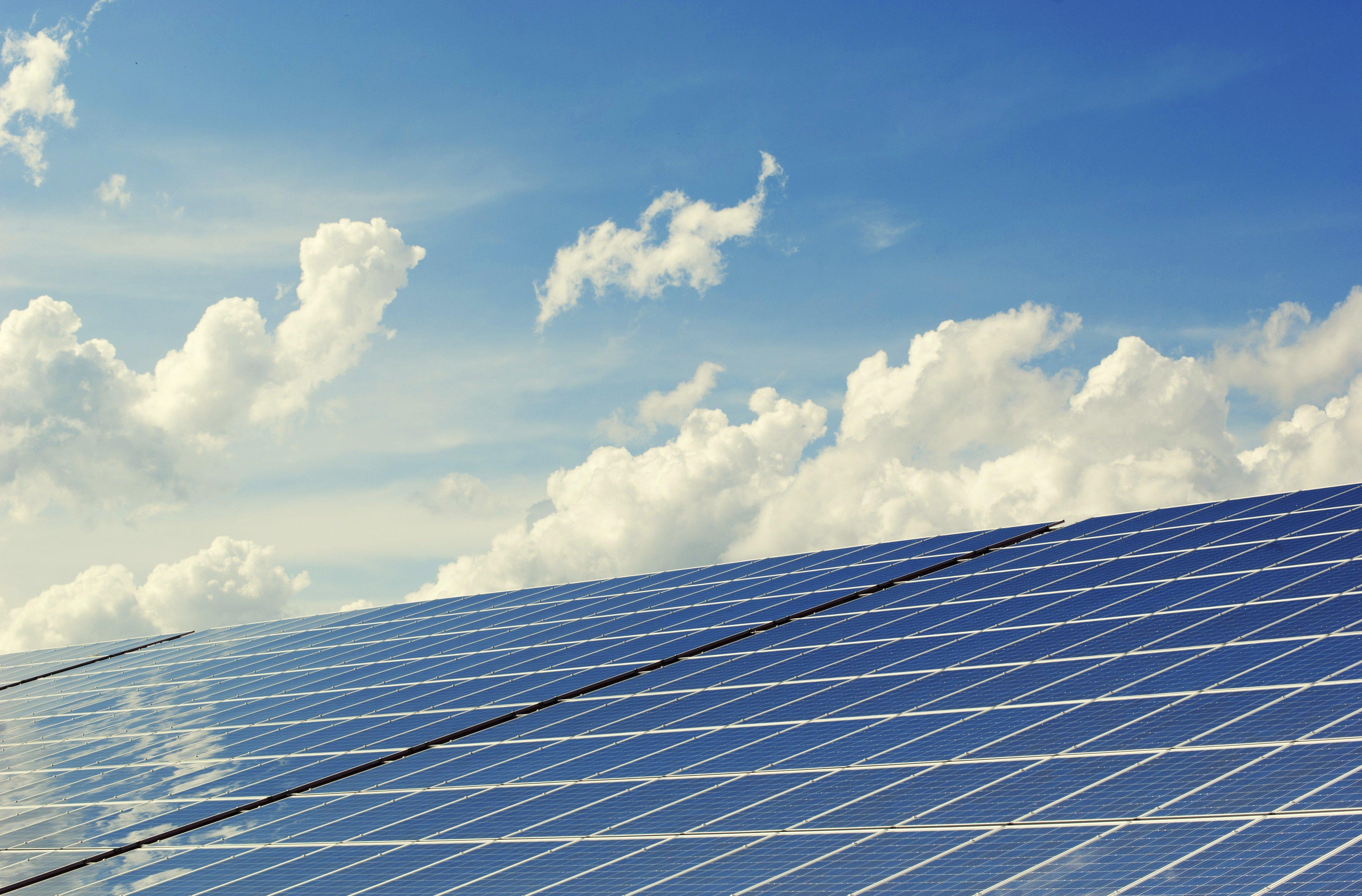 【陳立誠觀點】台灣合適強推太陽能嗎?