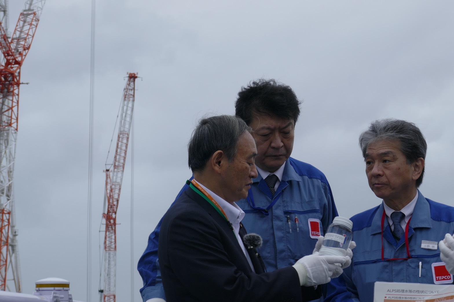 【何思慎觀點】福島核廢水排海日本漁民也反對