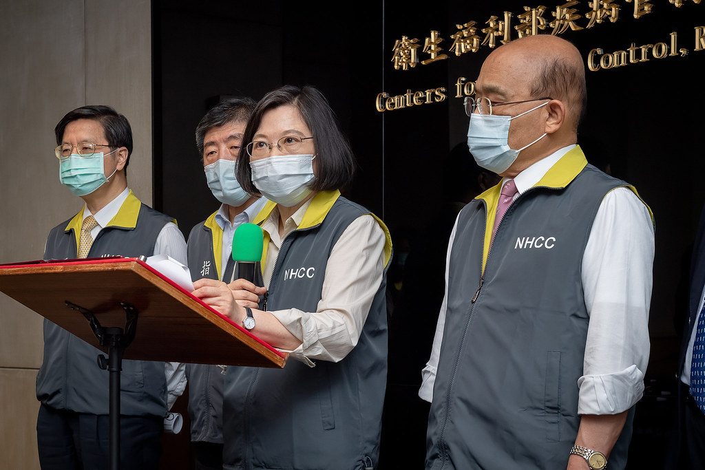 【吳佩璇、張郁柏觀點】疫苗在哪?臺灣不要淪為龜兔賽跑中的兔子!