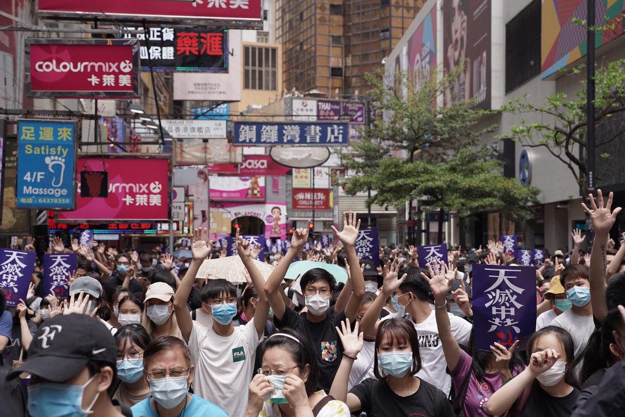【廖元豪觀點】臺灣該以「港版難民法」因應「港版反滲透法」