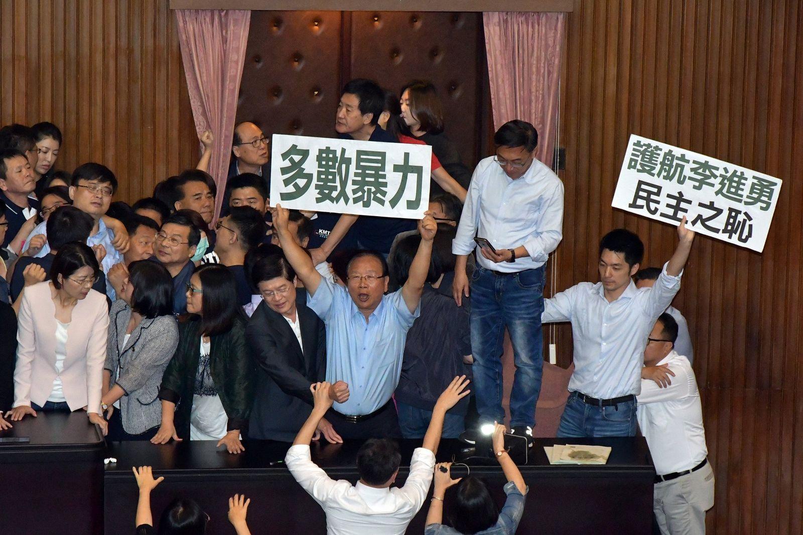 【廖元豪觀點】為什麼民進黨敢說李進勇是「公正人士」?