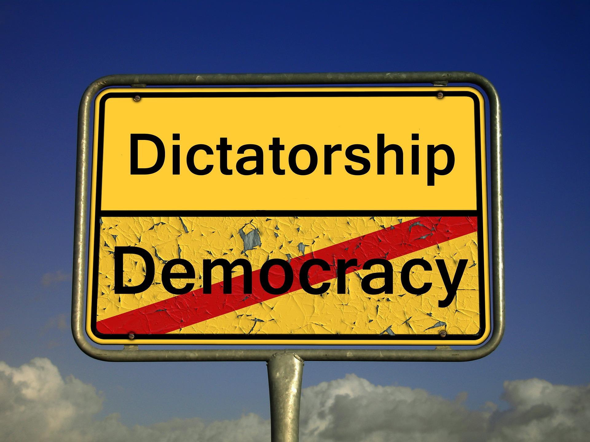 【胡全威觀點】民主也可能出現獨裁