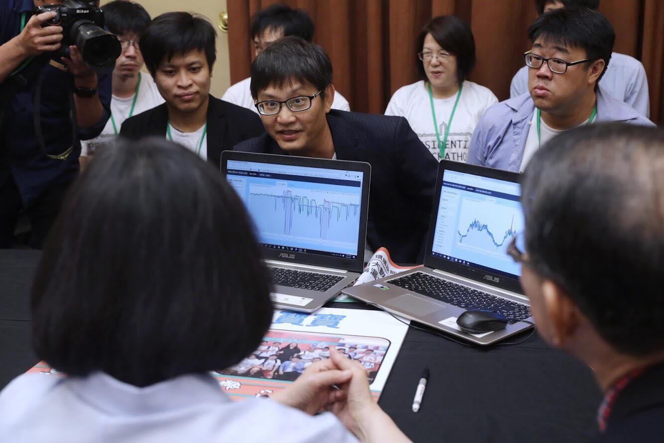 【翁履中觀點】捍衛臺灣民主,解藥可不能比病毒還毒