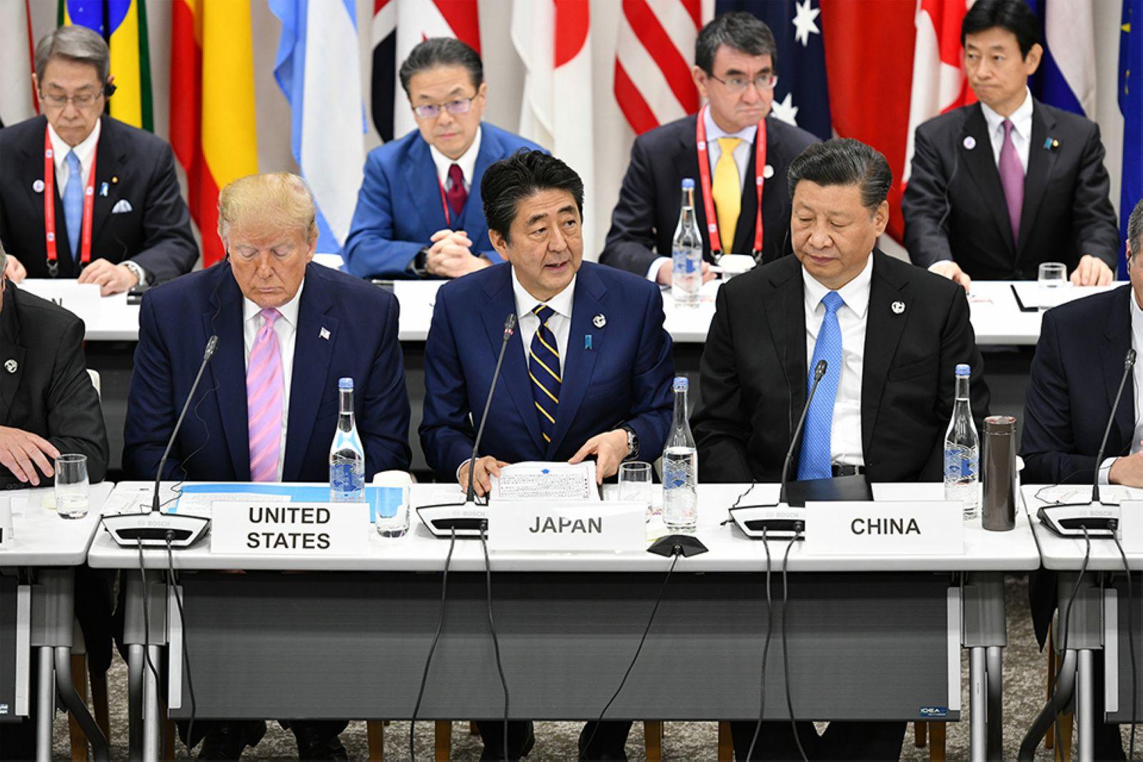 【左正東觀點】安倍如何與中國打交道