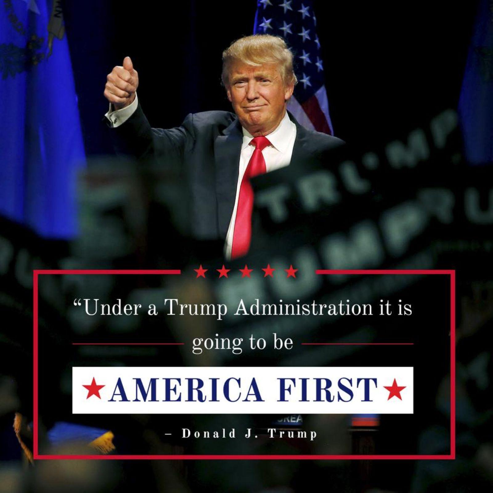 【何思慎觀點】川普的「美國第一」解構美日韓同盟體系