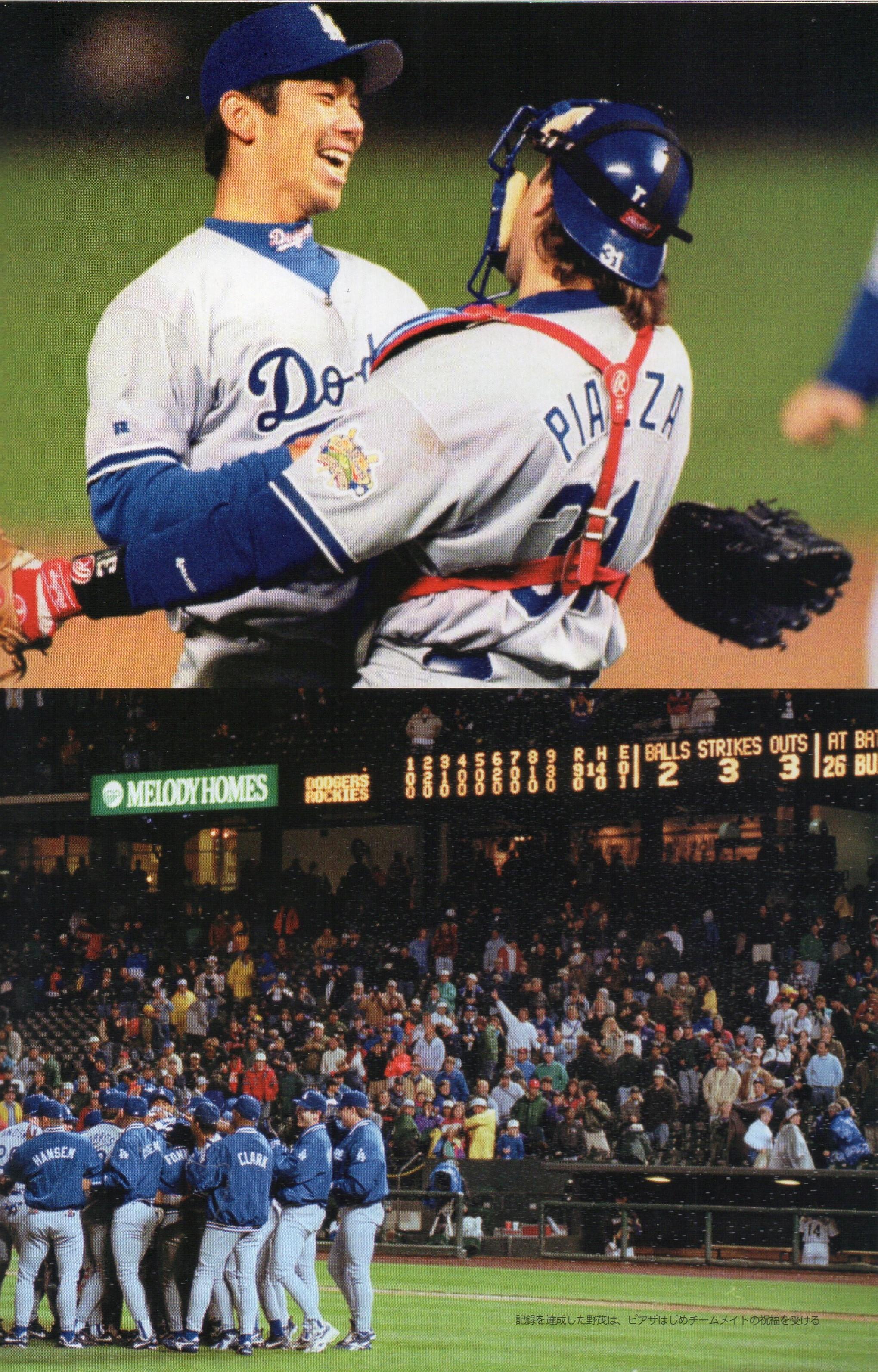 【何志勇觀點】野茂英雄:作為棒球先驅者的堅持