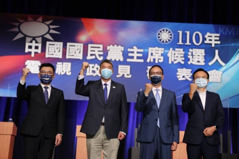 【汪葛雷觀點】國民黨怎樣擺脫紅帽?—臺灣民主自由是最高價值