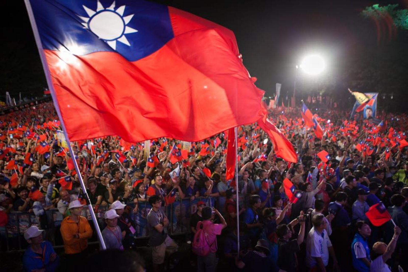 【俞振華觀點】韓國瑜讓韓粉找到「自己人」:韓流是超越藍綠統獨的新認同政治