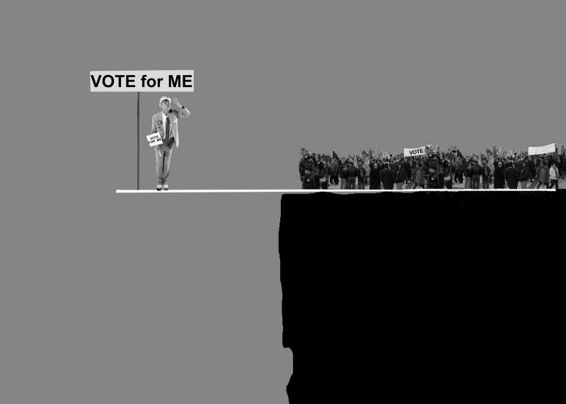 【何志勇觀點】選舉要靠加法才會贏