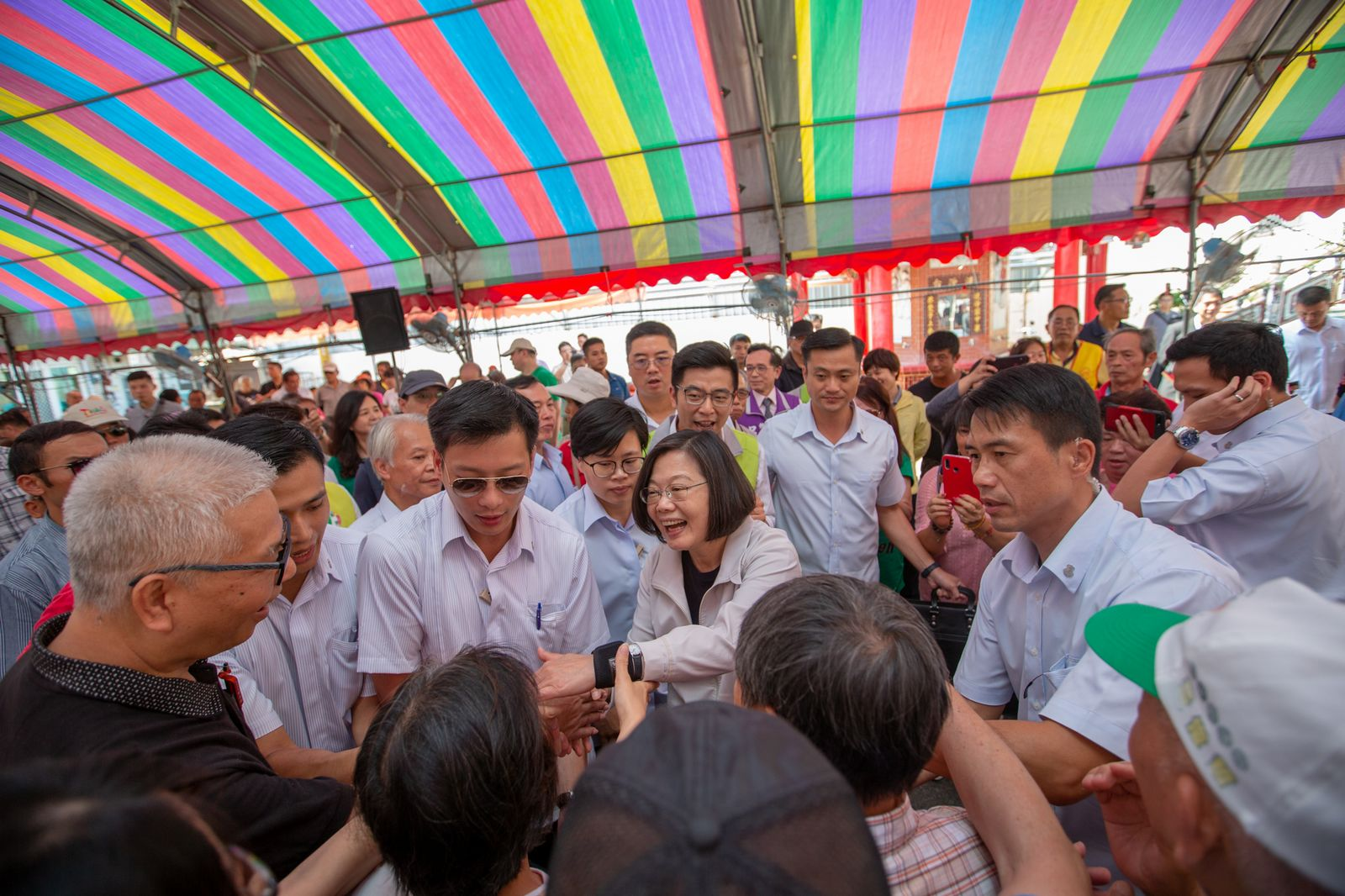 【王冠璽觀點】臺灣的「民主」選舉就是選自己的「頭人」