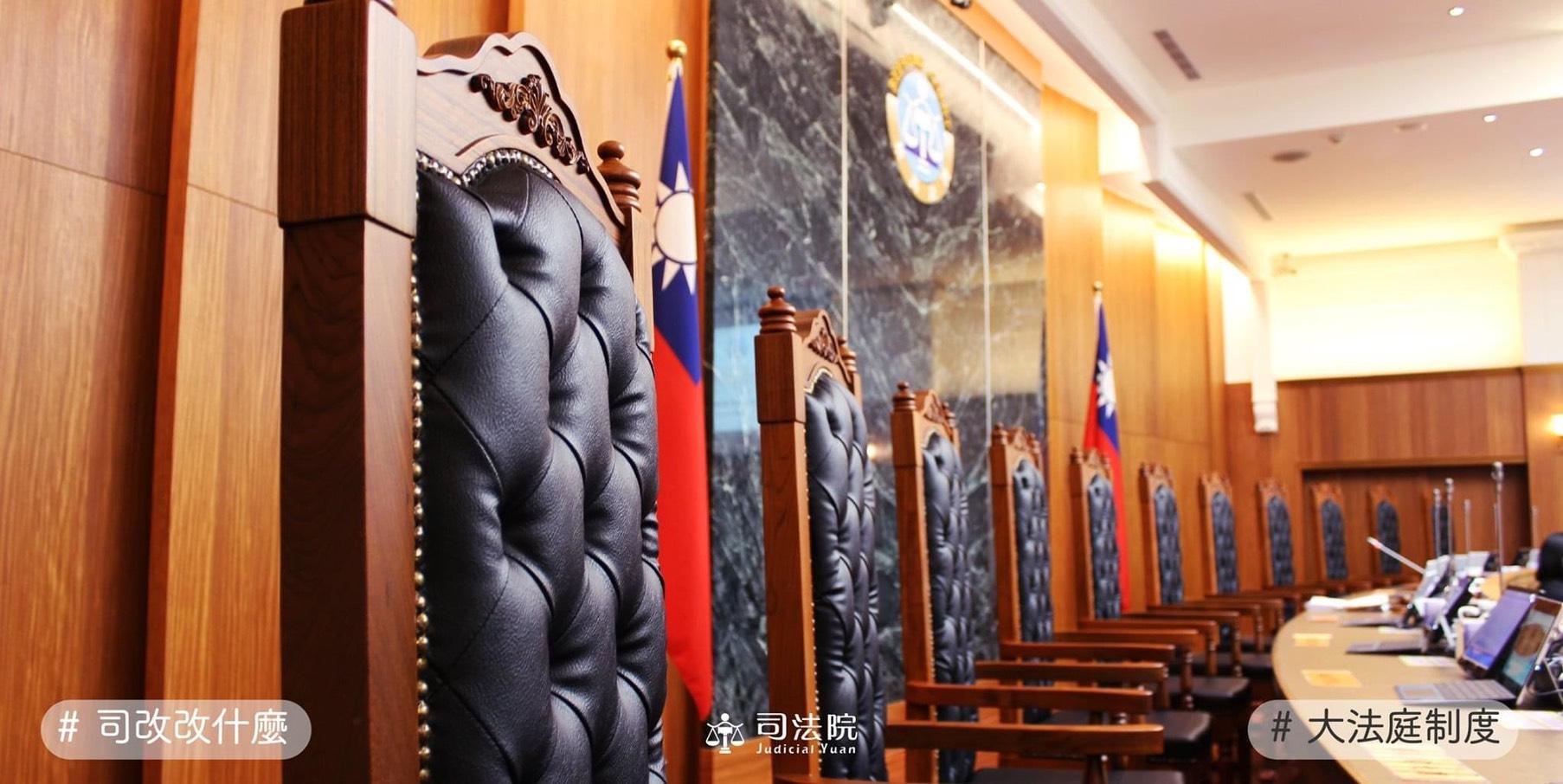 【翁曉玲觀點】法院認證的合法佔領官署
