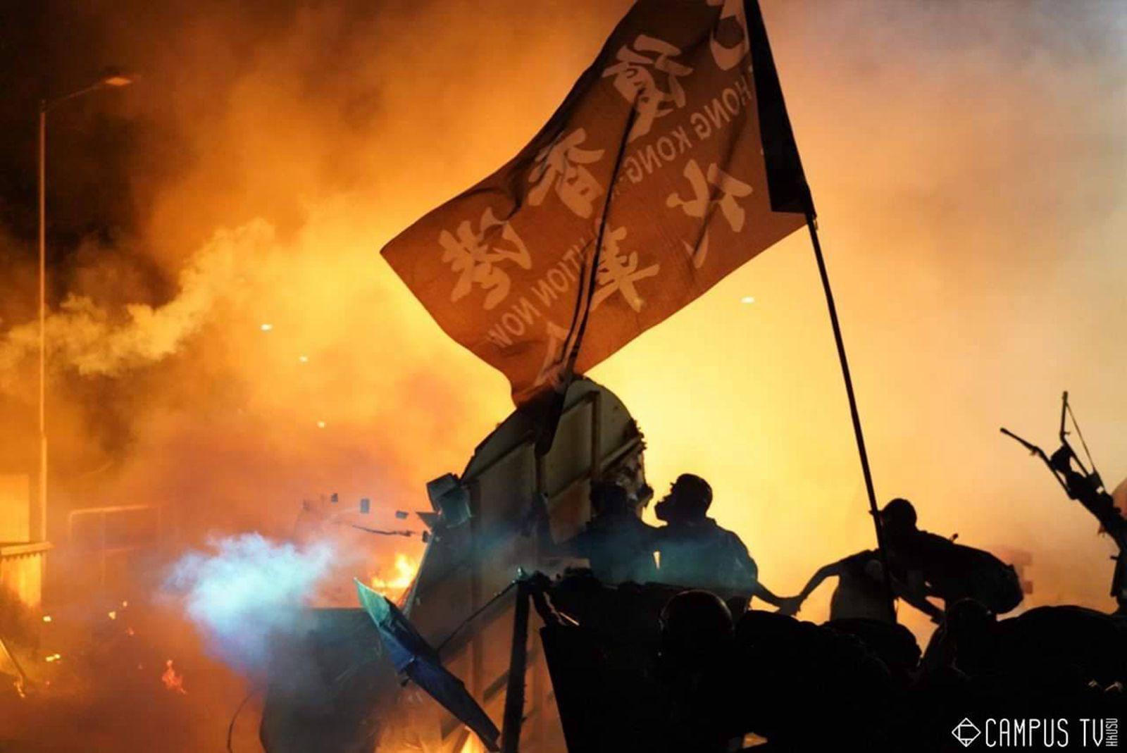 【葉慶元觀點】逐漸升高的抗爭與香港的未來發展