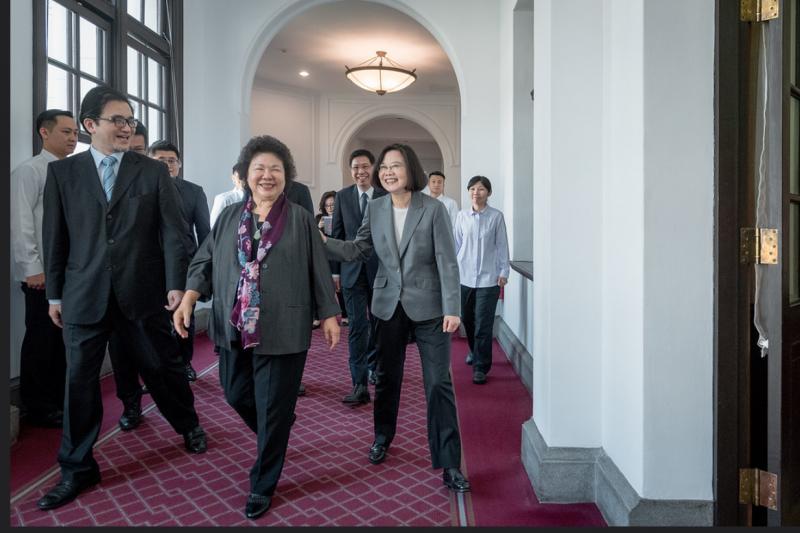 【周勇夫觀點】 國民黨讓蔡英文跟陳菊很開心