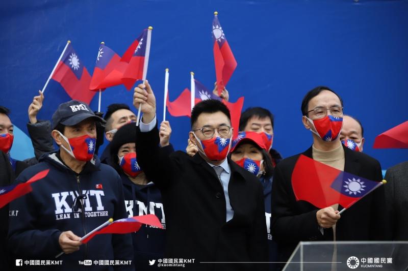 【練鴻慶觀點】共謀統一,國民黨怎麼接招?