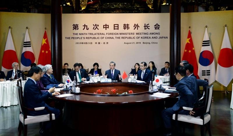 【何思慎觀點】中國大陸對日韓之多邊戰略,勝美一籌