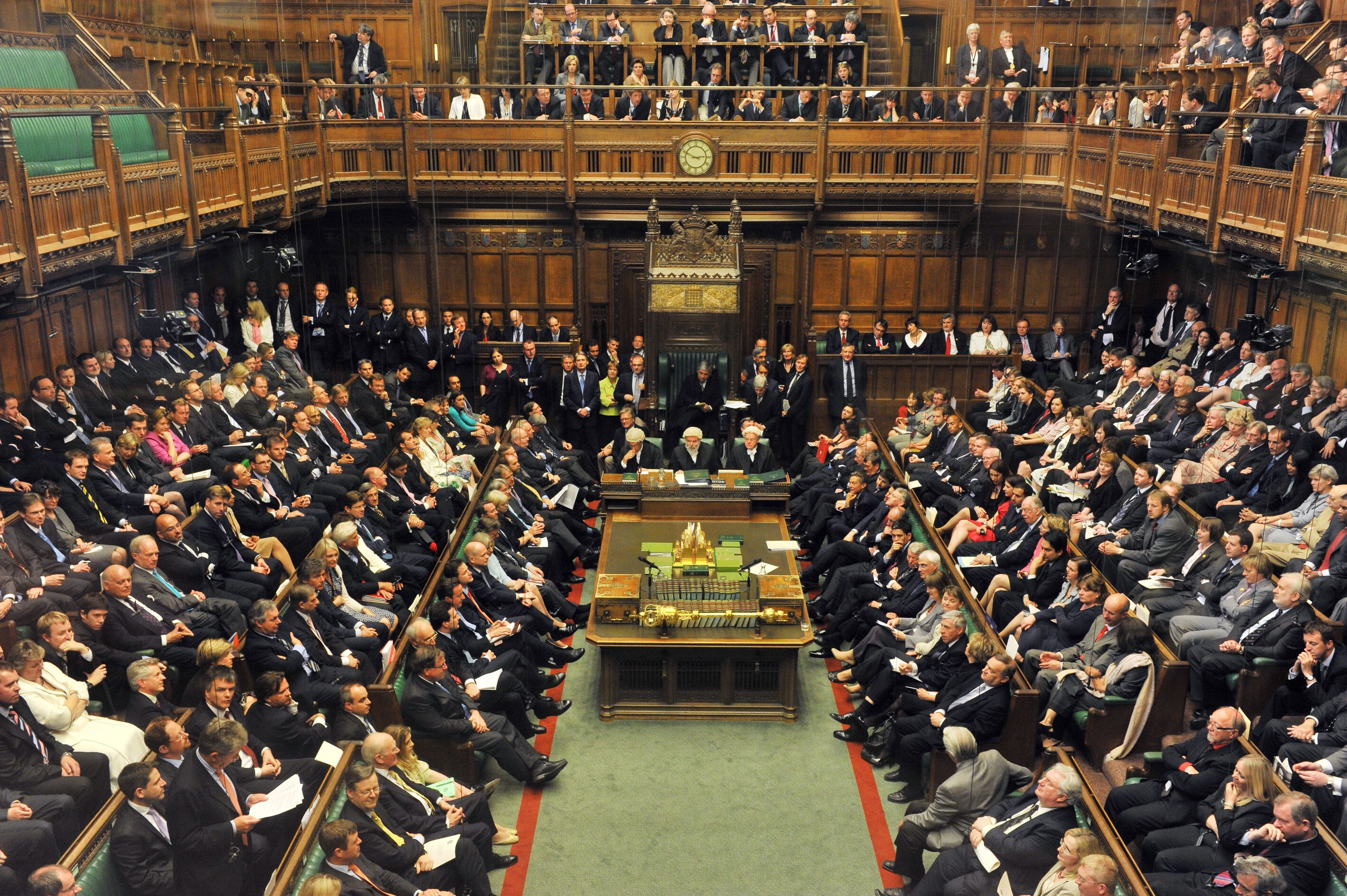【陳述恩觀點】看看脫歐的英國議會,想想脫序的臺灣立院
